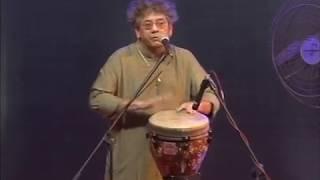 TAUFIQ QURESHI I Dumru I 2011 I Pune I Splendid Performance on Djembe I Classical
