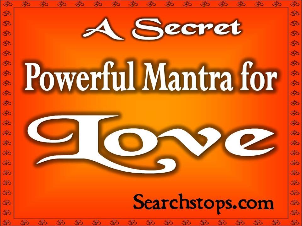 Love Mantra - Most Powerful Vashikaran Mantra for Love