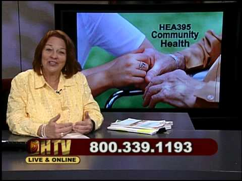 HEA395 Community Health #12 Spring 2015
