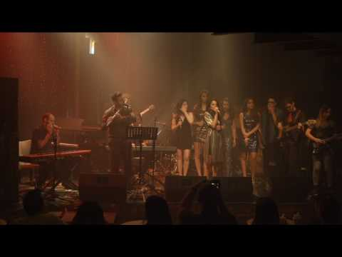 Ensemble Motown & Ensemble Swing // Rimon School of Music live in Tel Aviv