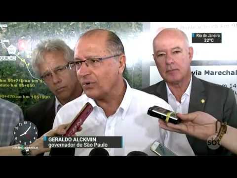 Lista de Fachin: Três governadores serão investigados pelo STF e 9, pelo STJ - SBT Brasil (12/04/17)