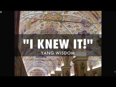 Yang Medicine & Energy Mastery: Week 8