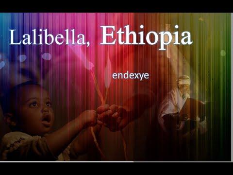 Ethiopia & Ethiopians: Prayers in Lalibela Ethiopia [HD Video]