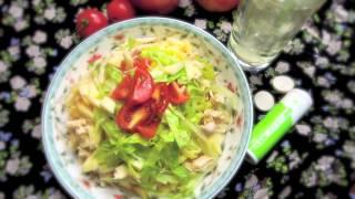 簡易瘦身食譜 My Simple Diet Recipes