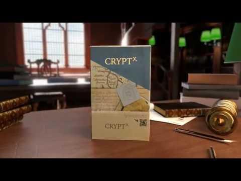 Crypt X Kickstarter Video