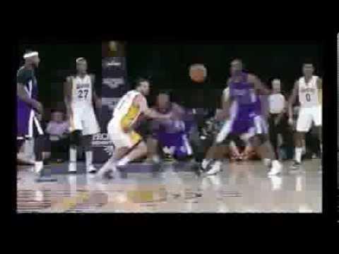 NBA CIRCLE - Sacramento Kings Vs LA Lakers Highlights 24 Nov. 2013 www.nbacircle.com