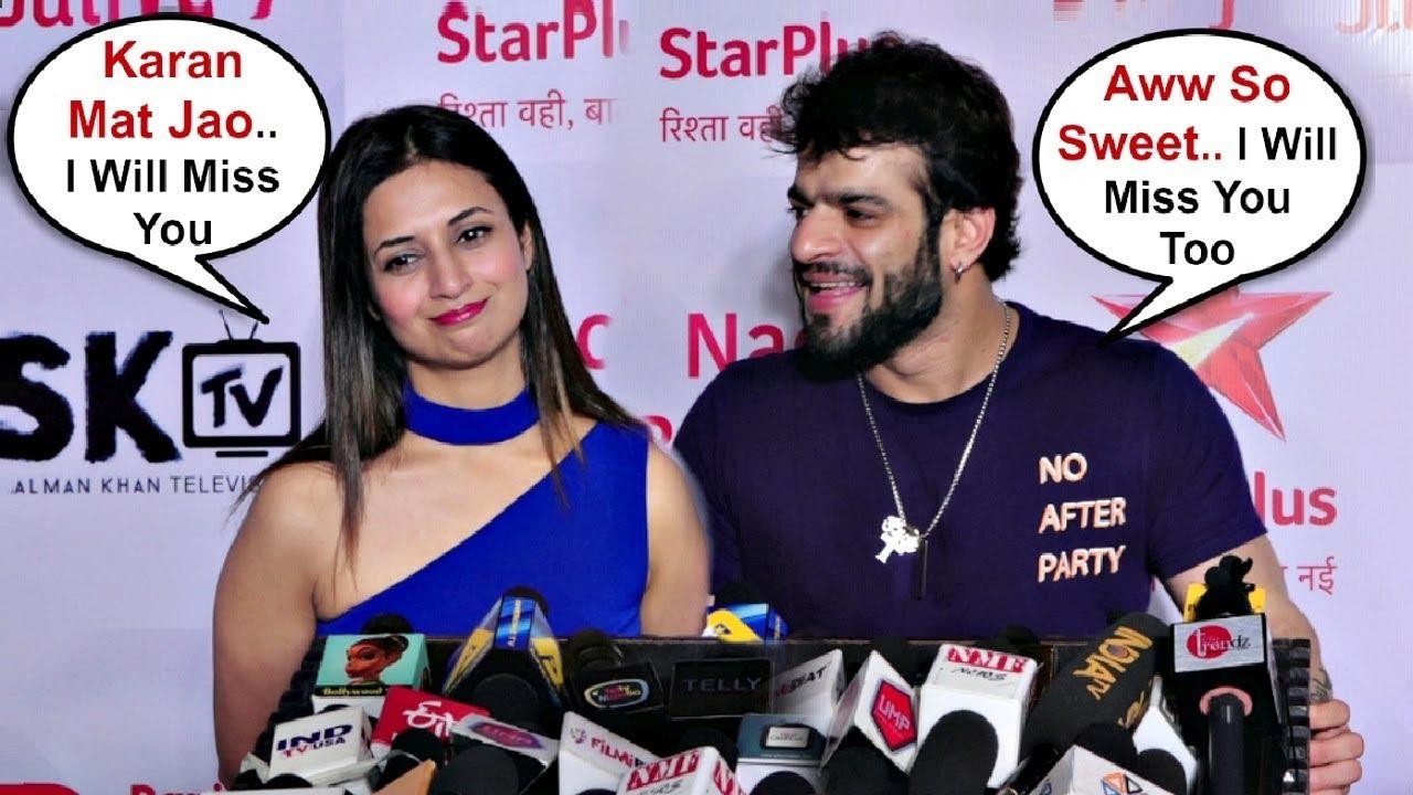 Download Divyanka Tripathi Sad Reaction On Karan Patel Leaving Yeh Hai Mohabbatein