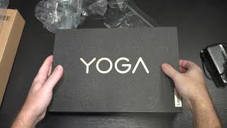 """Lenovo YOGA C940 2in1 4K 14"""" HDR Intel Ice Lake Late 2019 Refresh First Unboxing on YouTube"""