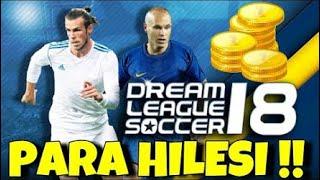 Dream League Soccer 2018 - Hileli Apk (Para Hilesi Yapmak)