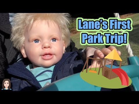 Reborn Toddler Lane's First Trip To The Park! | Kelli Maple