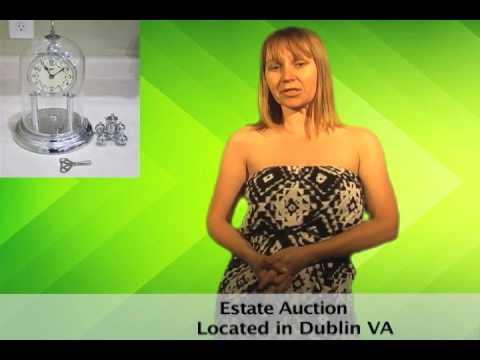 Estate Auction in Dublin VA