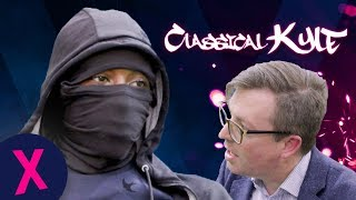 Kwengface Explains 'Twix' To A Classical Music Expert | Classical Kyle | Capital XTRA