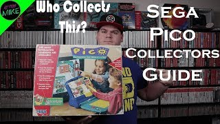 Sega PICO Collectors Guide