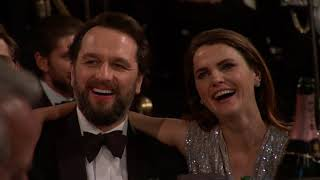 76th golden globe celebrating jeff bridges whole movie career by giving cecile b.demille award 720p