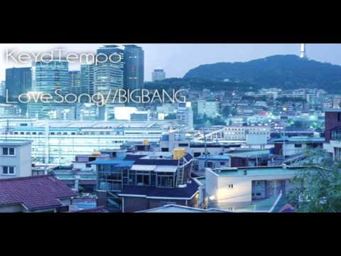 Love Song - BIGBANG ||{Chill Remix}||