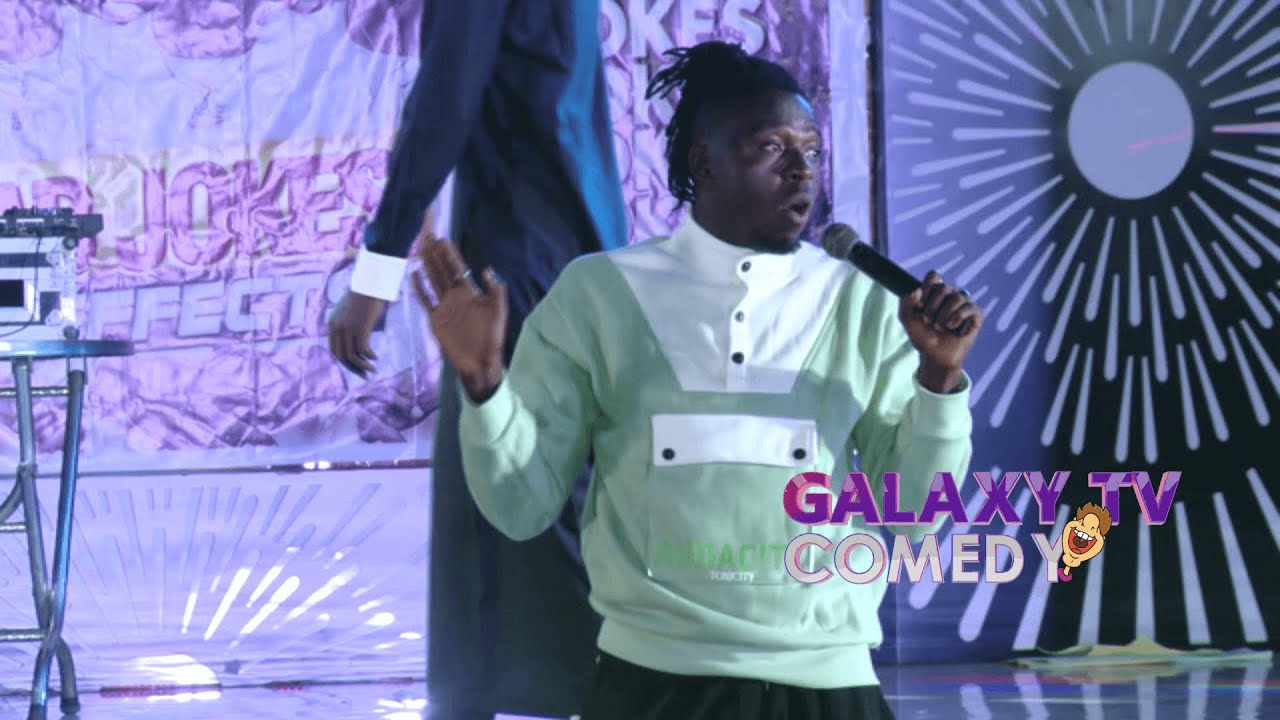 Download Akpororo Drags Fellow Comedian