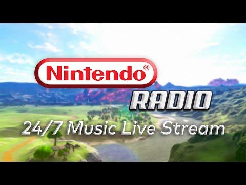 🎼NINTENDO RADIO [ 24/7 Nintendo Music Live Stream ]🎼 (Hand Picked & Live Song Requests!)
