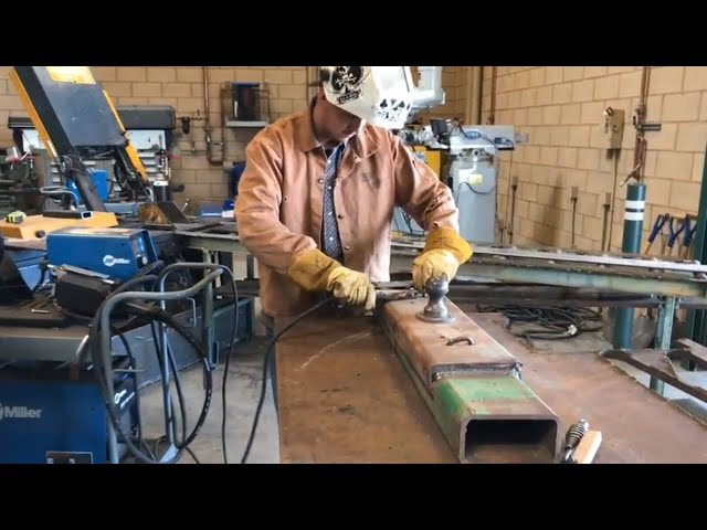 Welding Programs Drive Students into Big Oilfield Jobs at West Hills-Coalinga | Find It. Be It.
