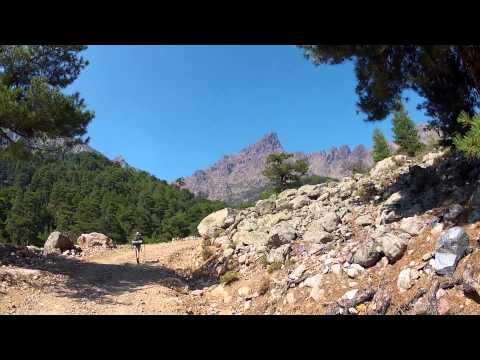 Tour de France Corsica mountain walks and cycle rides summer 2012