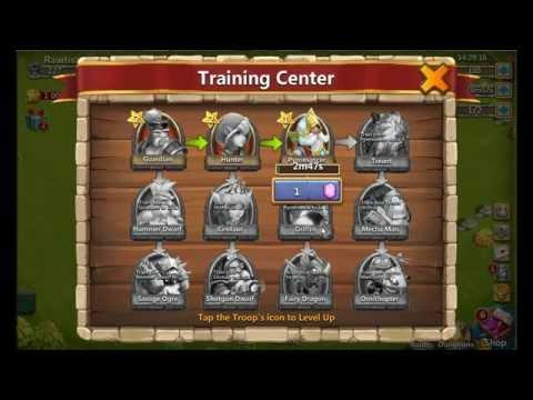 Castle Clash: FB Beginner Guide -The Basics