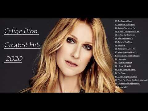 Lagu Celine Dion Terbaru 2020 - Koleksi musik utama Celine Dion 2020
