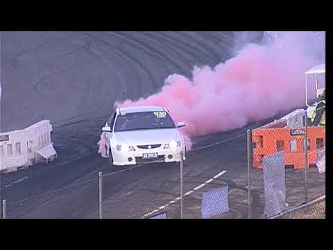 OZNATS Adelaide Street Class Burnout Finals