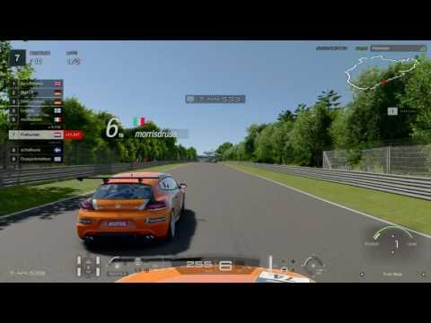 GT Sport Closed Beta - Nurburgring Nordschleife Gr4 Fuel Economy Race #1