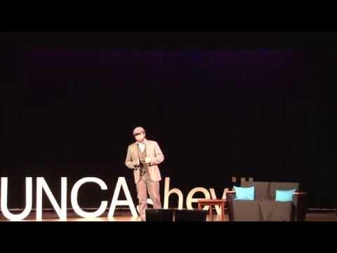 Student veteran awareness: Christopher Webb at TEDxUNCAsheville