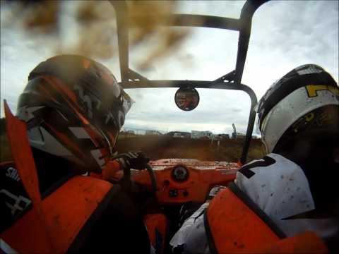 Polaris XP 900 Racing, Culham 2012