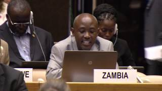 Zambia: Statement made at the Preparatory Committee of the Third UN World Conference on DRR