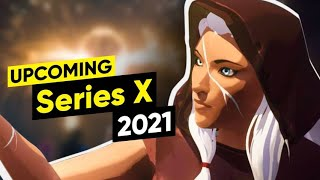 Top 25 Upcoming Xbox Series X S Games for 2021 and Beyond