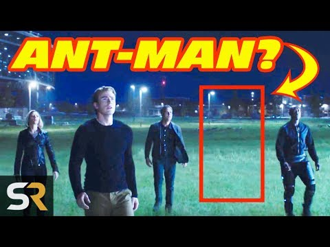 Avengers Endgame Theory: Ant-Man Was Removed From Marvel's Super Bowl Trailer Mp3