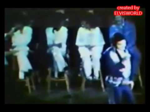 ELVIS PRESLEY,  FREEDOM HALL 1976
