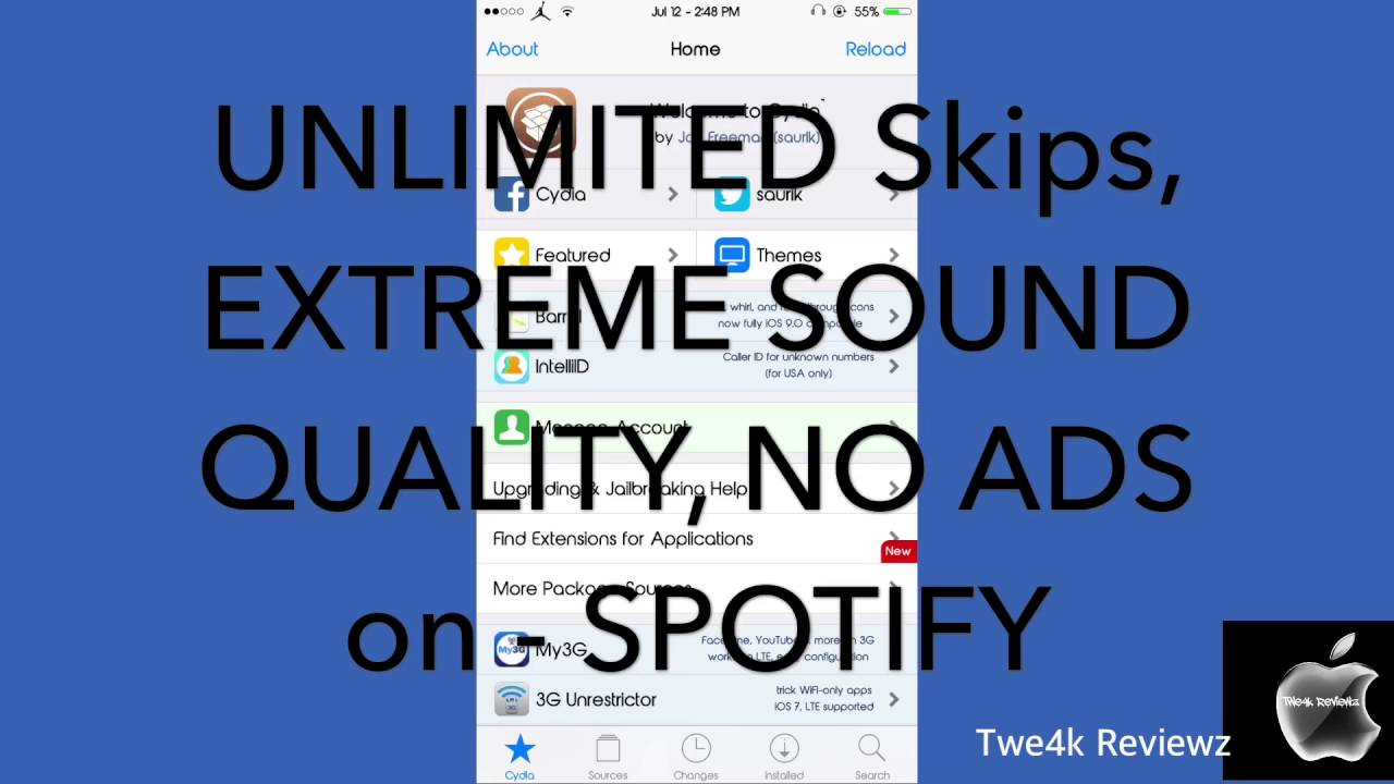 how to not get ads on spotify