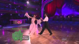 Hope Solo Maksim Chmerkovskiy Dancing with the Stars  Viennese Waltz