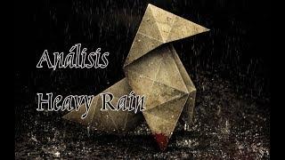 Heavy Rain   Análisis