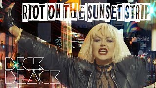 "Beck Black ""Riot on the Sunset Strip"" ft. Tony Valentino of The Standells"