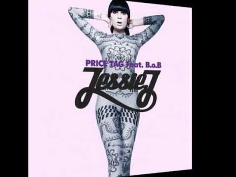Price Tag by Jessie J ft. B.o.B [Lyrics]
