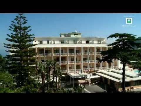 Hotel Moon Valley Sorrento Coast Aerial Version