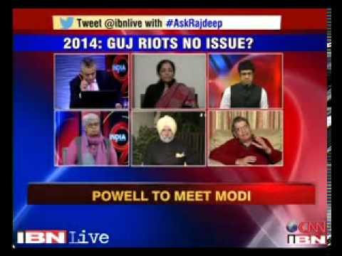 C.R.Kesavan - Is 2002 Gujarat riots no longer an elections issue in 2014