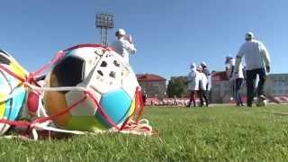 Відкриті уроки футболу, Луцьк, Авангард, 7 жовтня 2015 р.