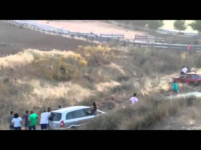 Matan de un disparo a una vaca en un encierro en Toledo