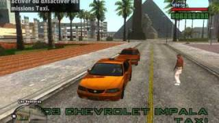GTA San Andreas Need For Speed - Gameplay