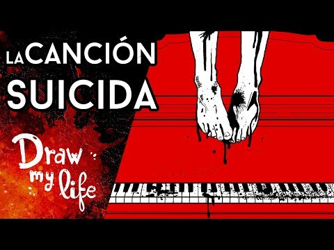 La LEYENDA de la CANCIÓN del SUICIDIO - Draw My Life en Español