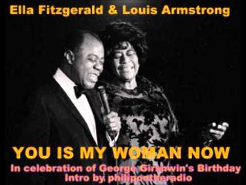 You is my woman now   Louis Armstrong & Ella Fitzgerald mp3