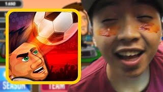 MAIN BOLA SAMPE BUTA | Online Head Ball | Indonesia Android Gameplay