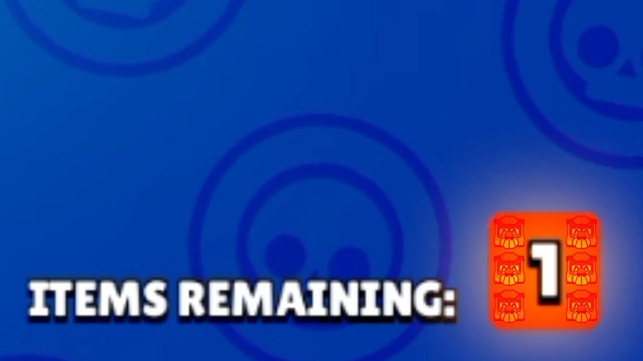 1% Remaining ⚡