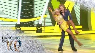John Kellys emotionales Liebesgeständnis nach heftigem Sturz | Dancing on Ice | SAT.1