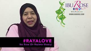 Anak Pembuli Atau Dibuli? | #RayaLove | IBU ROSE