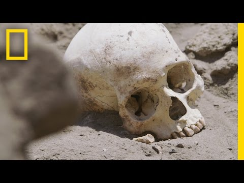 How 3-D Imaging Helps Archaeologists Preserve the Past | National Geographic